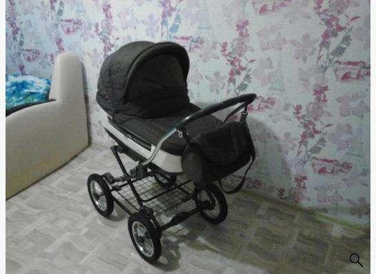 Коляска детская 2в1 в Екатеринбурге
