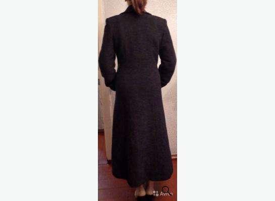 Строгое классическое пальто в Кандалакше фото 3