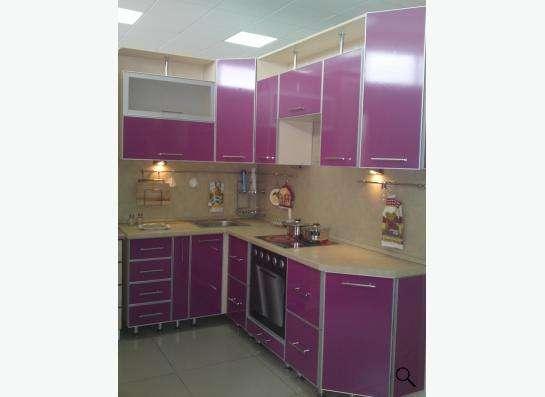 Кухонные гарнитуры по индивидуальным размерам в Нижнем Новгороде фото 11
