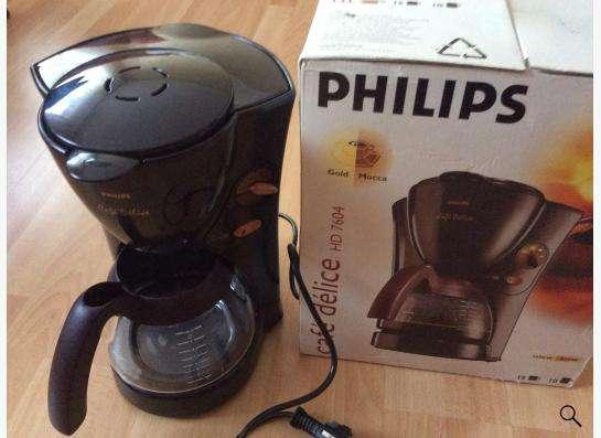 Продается новая кофеварка Fillips в Калининграде