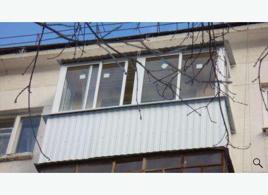 Обшивка лоджий и балкнов в Екатеринбурге фото 5