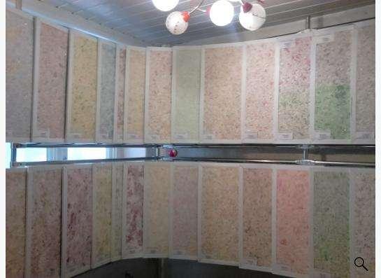 Жидкие шелковые обои Silk Plaster в Екатеринбурге
