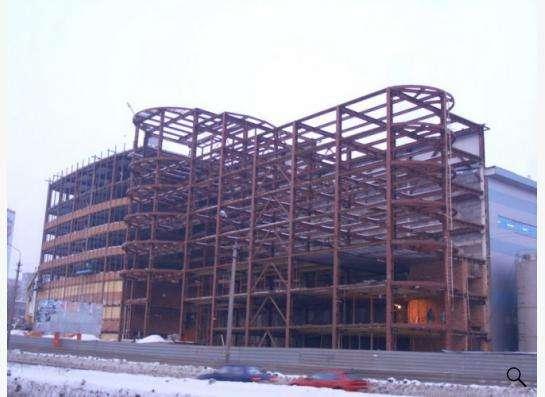 Строительные металлоконструкции:колонны, опоры, фермы