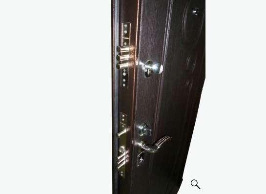 Металлические двери в Видном фото 4