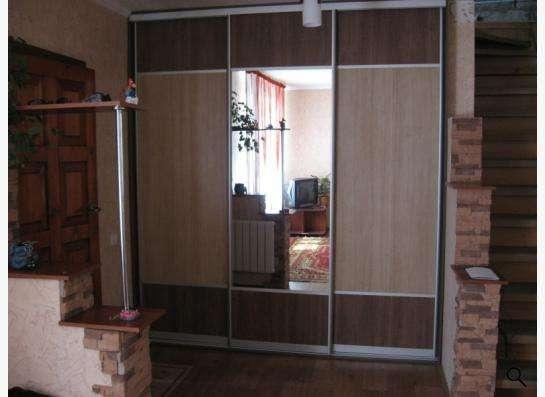 Шкафы-купе по индивидуальным размерам в Нижнем Новгороде фото 8