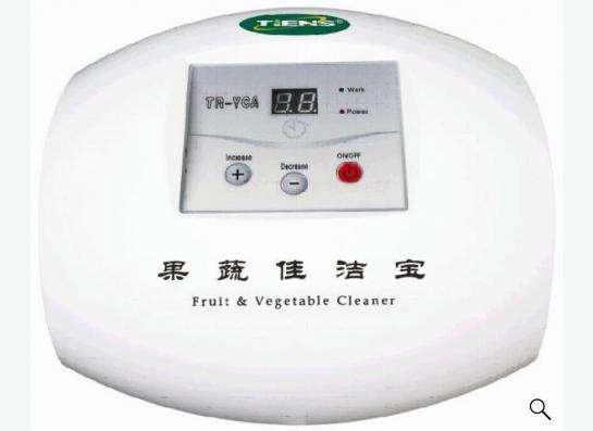 Прибор для очистки воды и продуктов