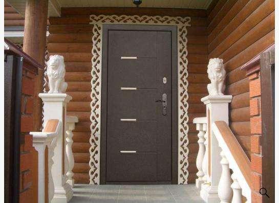 Металлические двери в Москве фото 6
