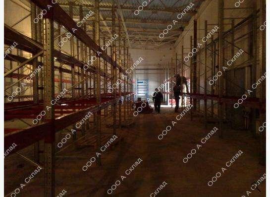Проектирование складских стеллажей в Москве