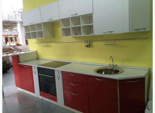"Кухня ""Красный бархат"""