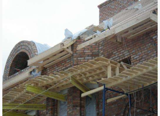 Строительство загородного дома из кирпича под ключ