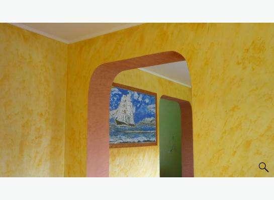 Декоративный ремонт интерьера в Калининграде