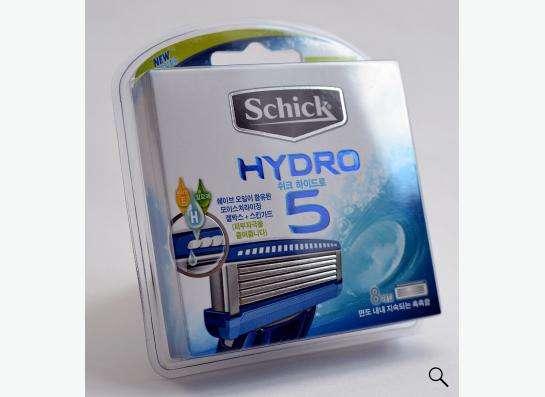 Сменные лезвия Schick Hydro 5 (8 штук)