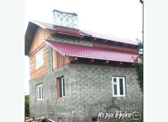 Коттедж 160 м² на участке 15 сот. в Новосибирске