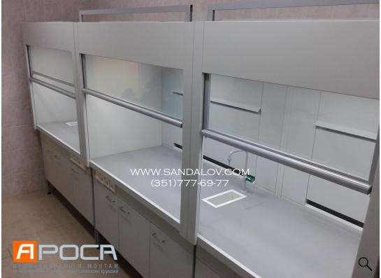 лабораторные столы, шкафы, мойки в челябинске в Челябинске фото 14