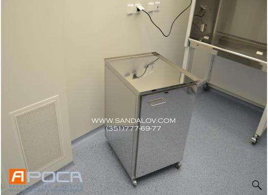 Производство мебели из нержавеющей стали для медицинских и л в Челябинске фото 10