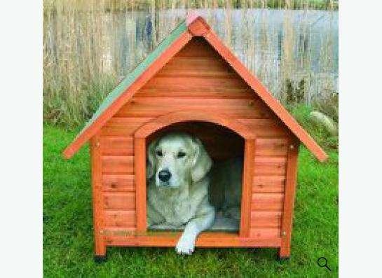 Будка для собаки.