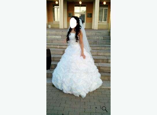 Свадебное платье для Лучшей! в Санкт-Петербурге
