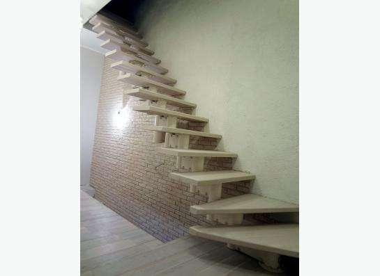 Современная, стильная, надежная лестница в Москве