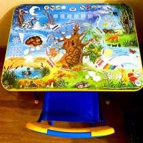 Новый детский стульчик со столом, в Иркутске