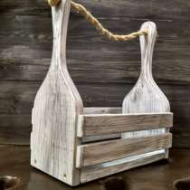 Ящик-корзинка деревянный, в г.Минск