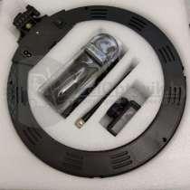 Кольцевая светодиодная лампа для визажиста d325 мм пульт ш, в г.Минск