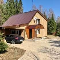 Современный жилой дом 160 м2 и просторная баня на 10 сотках, в Москве