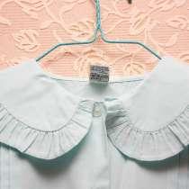Нежно голубая блузка, в Кимре