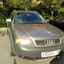 Продаю Audi Allroad, А6, 2001 года выпуска, в г.Москва