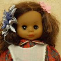 Шикарная кукла ростом 60 см. в отличном состоянии, в г.Анапа