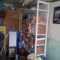 Продам складской стеллаж металлический, в г.Барановичи