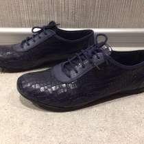 Ботинки синие, в г.Москва
