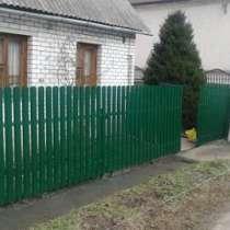 Изготовление заборов под ключ, в г.Минск