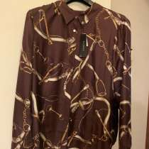 Блузка шелковая Talbots (Америка), в г.Москва