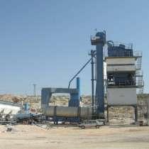 Б/у асфальтовый завод 200 тонн в час, в Новосибирске