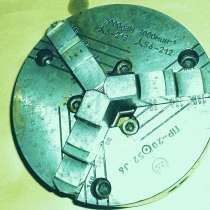 Патрон клинореечный токарный 200 мм, в Москве