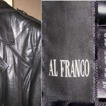 Плащ «Al Franco» из мягкой кожи, в Волгограде