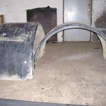 Продам оцинкованные крылья на колёсную спарку, в г.Великий Новгород