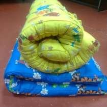 Комплекты детские(матрасы,подушки,одеяла, в Омске