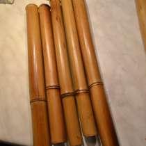 Бамбуковые палочки для массажа, в Москве
