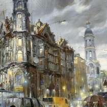 Картина, в Санкт-Петербурге