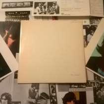 THE BEATLES - The Beatles (white album) Japan2LP C номером!, в Москве