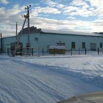 Производственное здание-цех-база-помещение, в Уфе