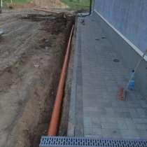 Монтаж ливневой канализации, в г.Гродно