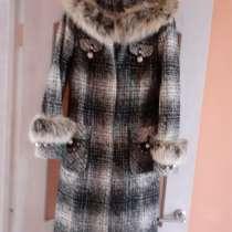 Пальто женское, в Москве