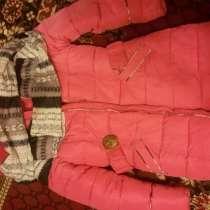 Продам зимнее пальто для девочки, в г.Гродно
