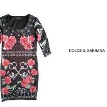 Dolce&Gabbana платье новые S 100% authentic, в г.София