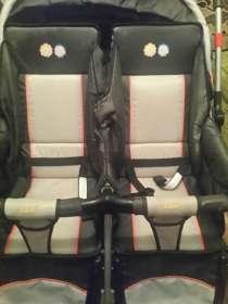 Детская коляска для двоини, в г.Актау