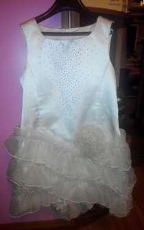 Платье на подростка праздничное, в г.Куровское