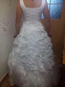 Продам свадебное платье, р-р46-50, в г.Симферополь