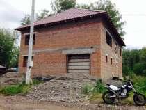 Недостроенный дом, в Горно-Алтайске